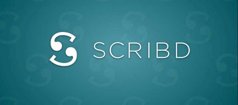 free Scribd cover