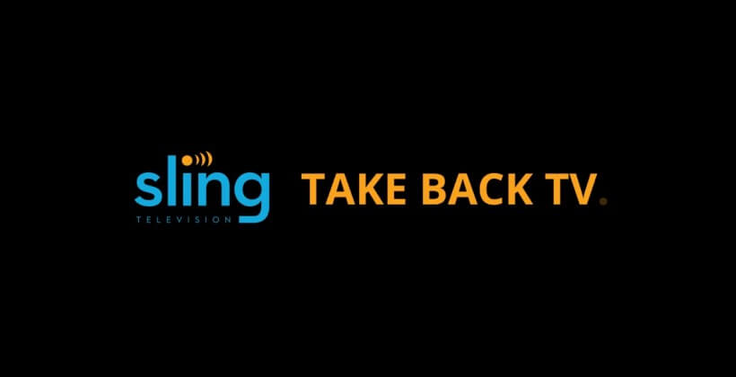 free Sling TV cover