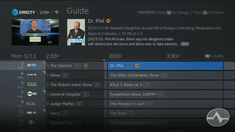 how to get DirectV for free